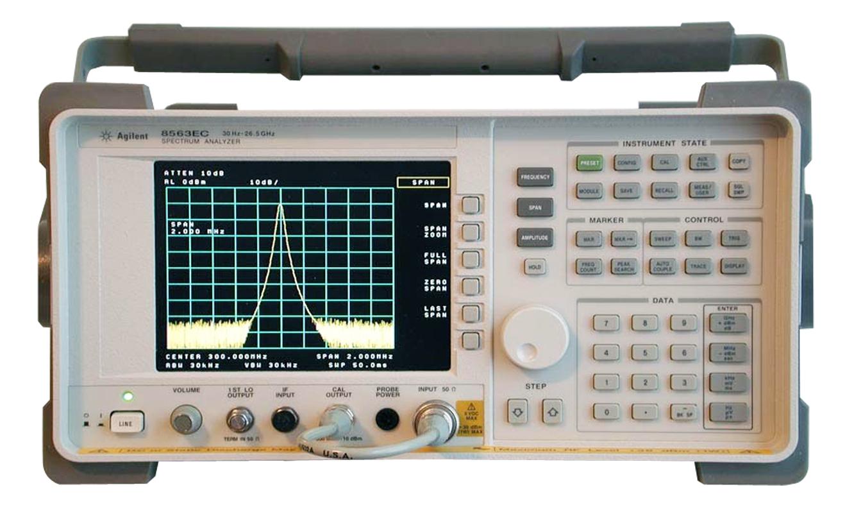 RF / Microwave Spectrum Analyzer