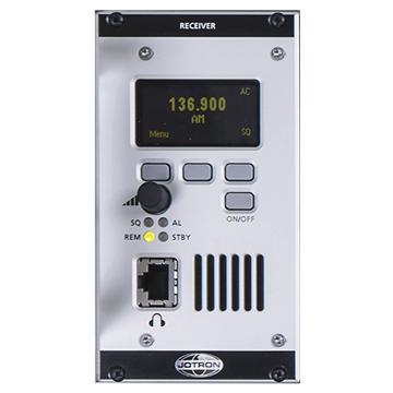 Jotron Receiver VHF AM RA-7203