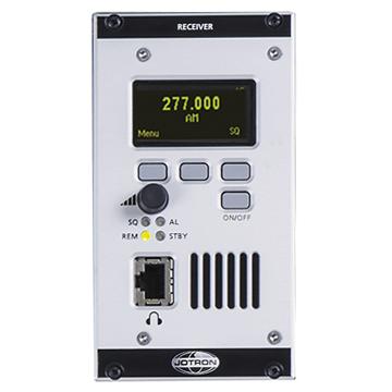 Jotron Receiver UHF AM RA-7203U