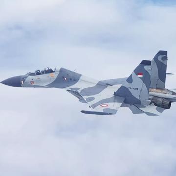 Sukhoi SU-27/30